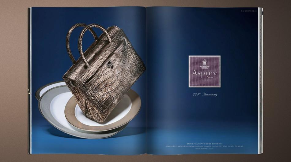 Asprey AW Advertising Campaign